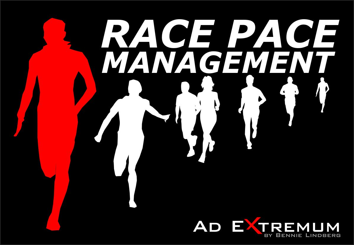 Triathlon Race Pace Management