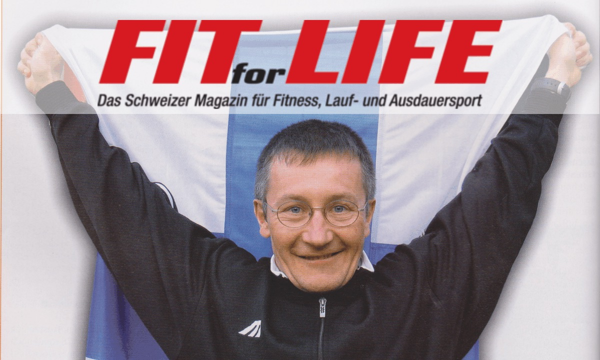 Portrait in Fit for Life